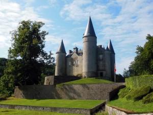 Château de Vêves à Dinant