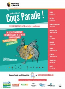 coq parade 2015