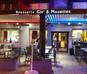Les restaurants de Julien Ricail